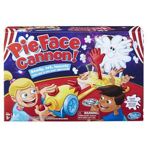 Jogo - Pie Face