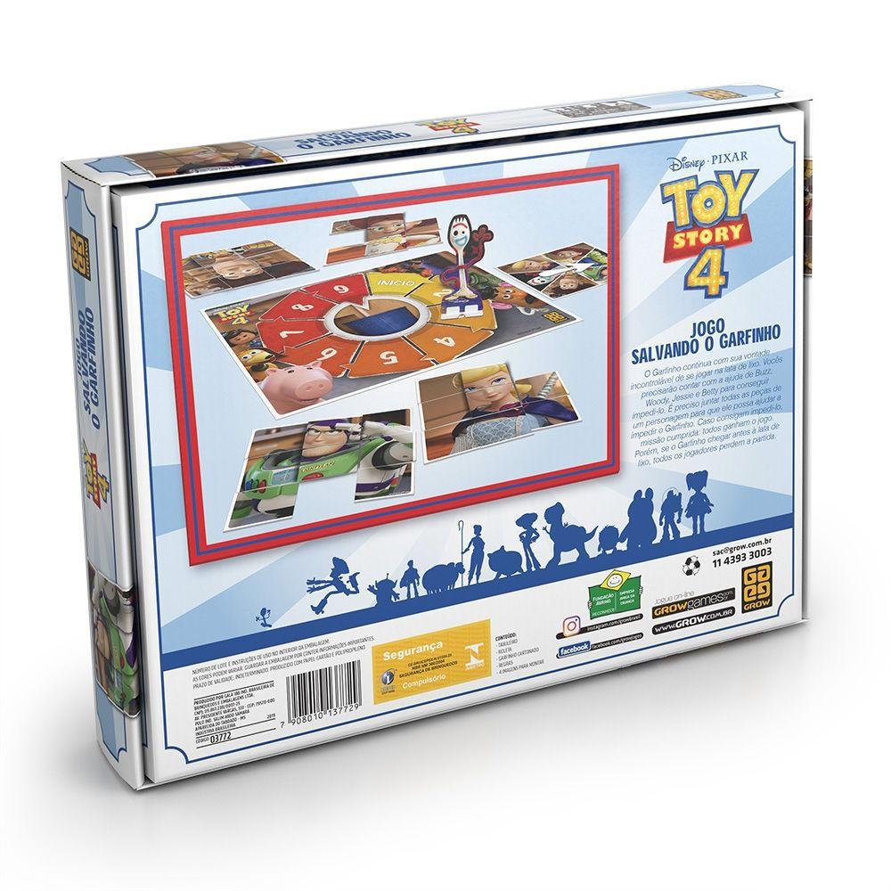 Jogo Salvando o Garfinho - Toy Story 4