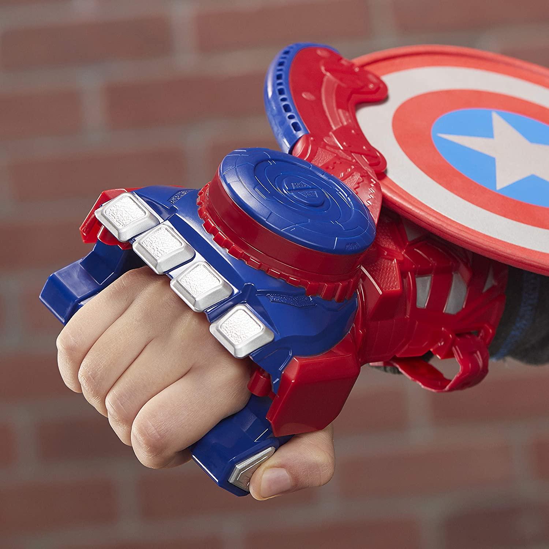 Lança Escudo Capitão America