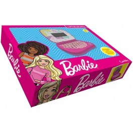 Laptop de Atividades Barbie Bilíngue - Candide