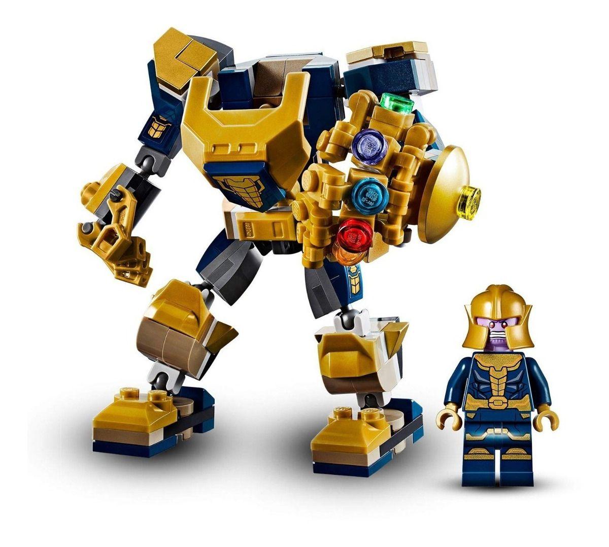 Lego Avangers Robô Thanos