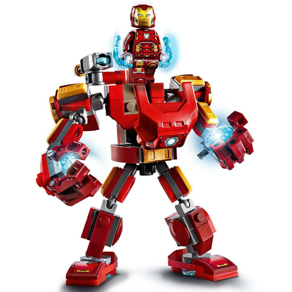 Lego Avengers Robô Iron Man