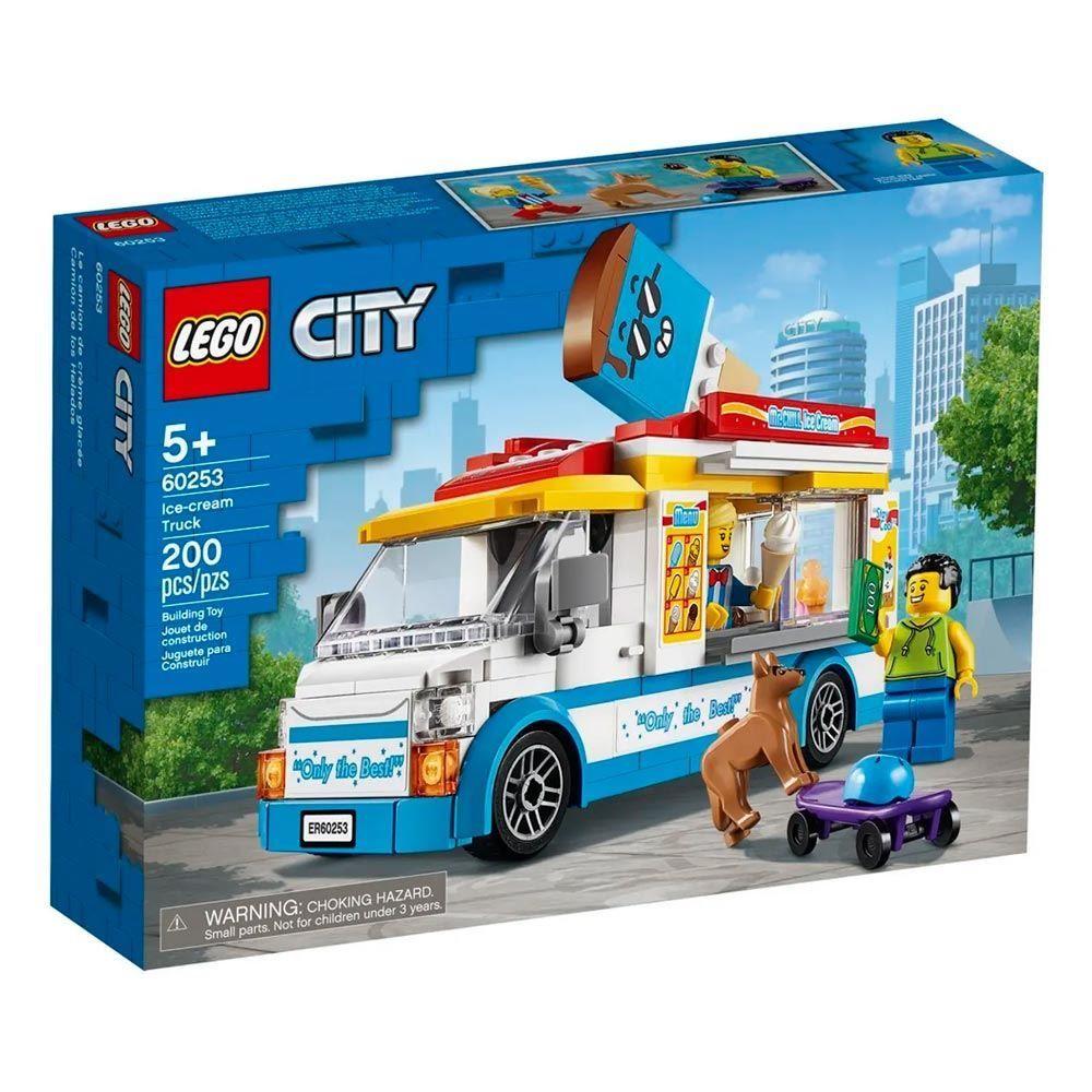 Lego City Ice Cream Truck