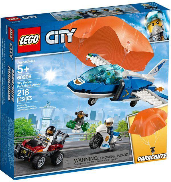 Lego City Policia Aerea