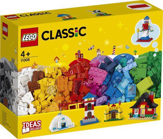 LEGO Classic - Blocos e Casas
