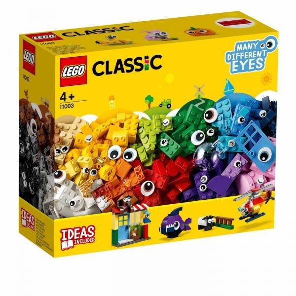 LEGO Classic - Conjunto de Peças Básicas - 300 Peças