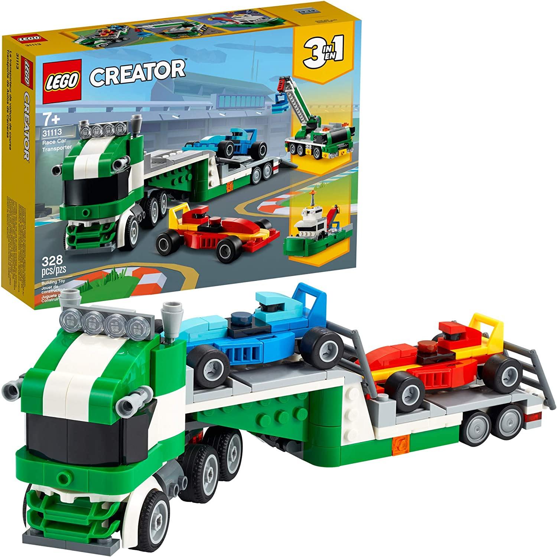 Lego Creator - Transportador De Carros De Corrida