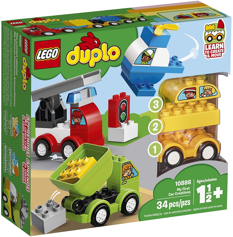 Lego Duplo as Minhas Primeiras Criações
