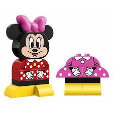 Lego Duplo - Disney - Minha Primeira Minnie Mouse