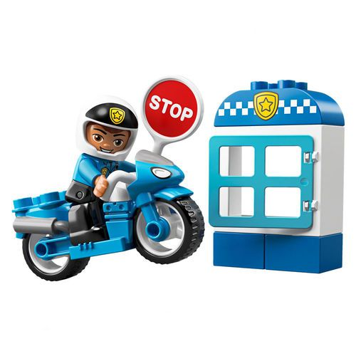 LEGO Duplo - Moto Policial