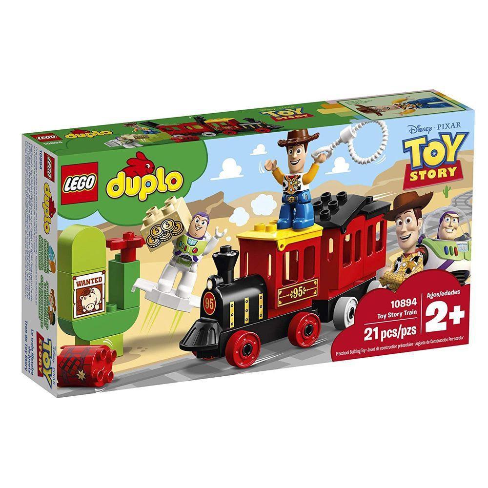 Lego Duplo - Trem Toy Story