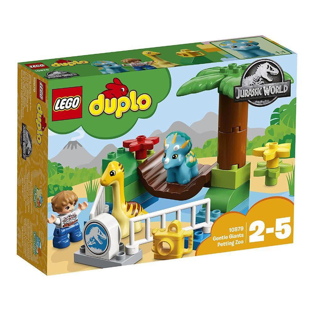 Lego Duplo Zoologico Gigantes