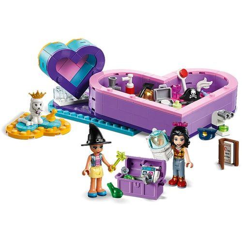 LEGO Friends - Amizade Caixa Coração