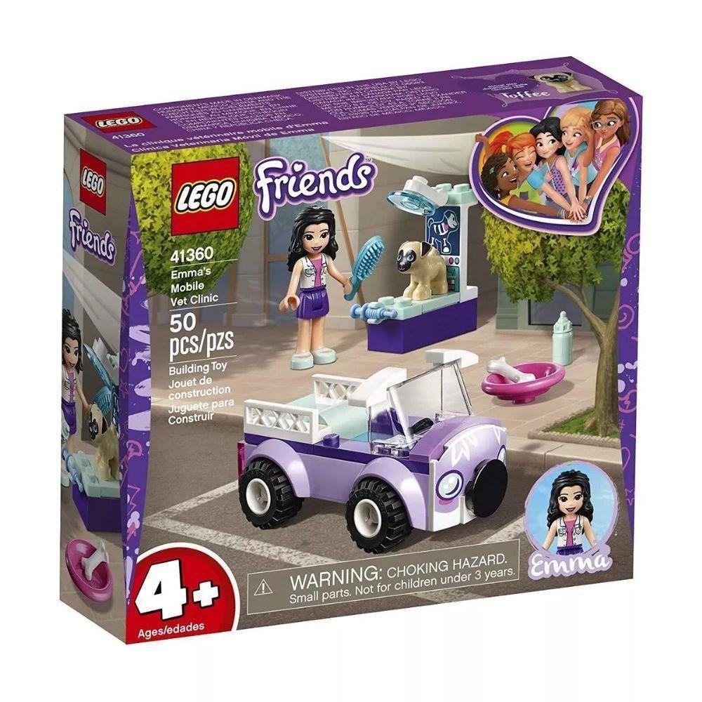 Lego Friends Clinica Veterinaria Movel