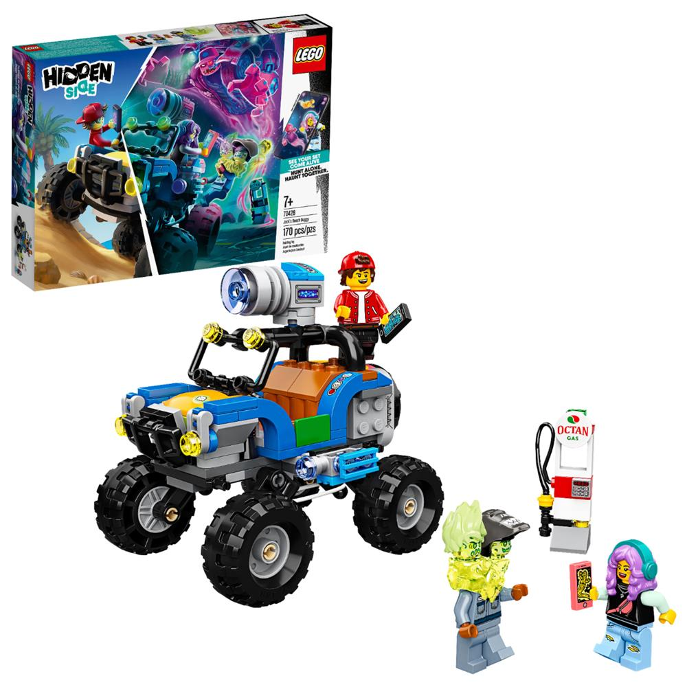 LEGO Hidden Side - O Buggy de Praia do Jack