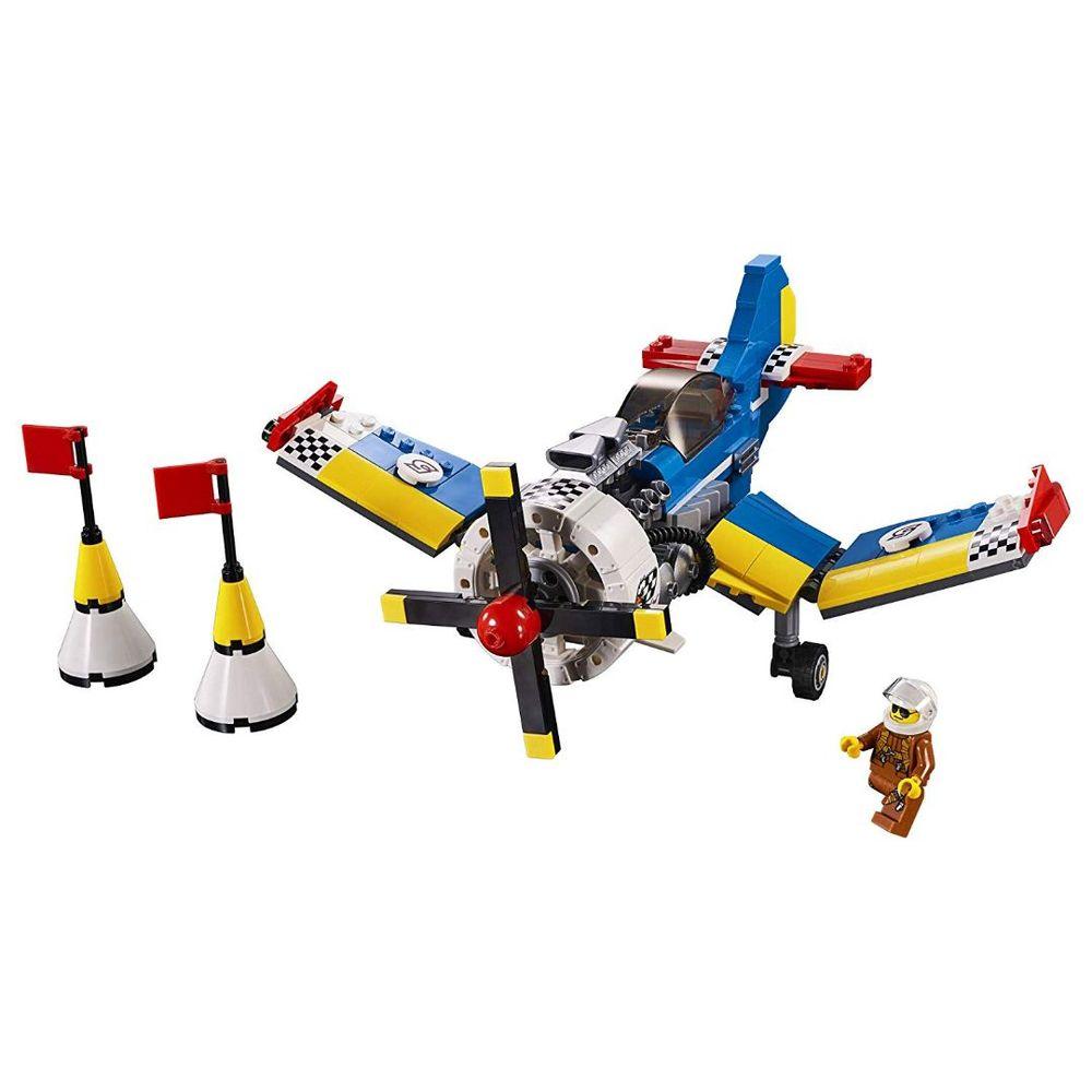 Lego Creator Avião De Corrida