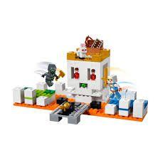 LEGO Minecraft - A Arena da Caveira
