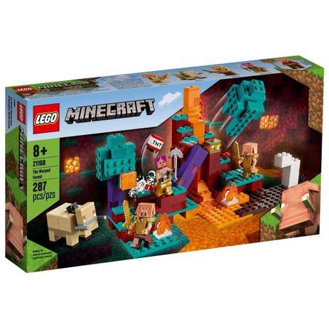 LEGO Minecraft -  Floresta de Formada