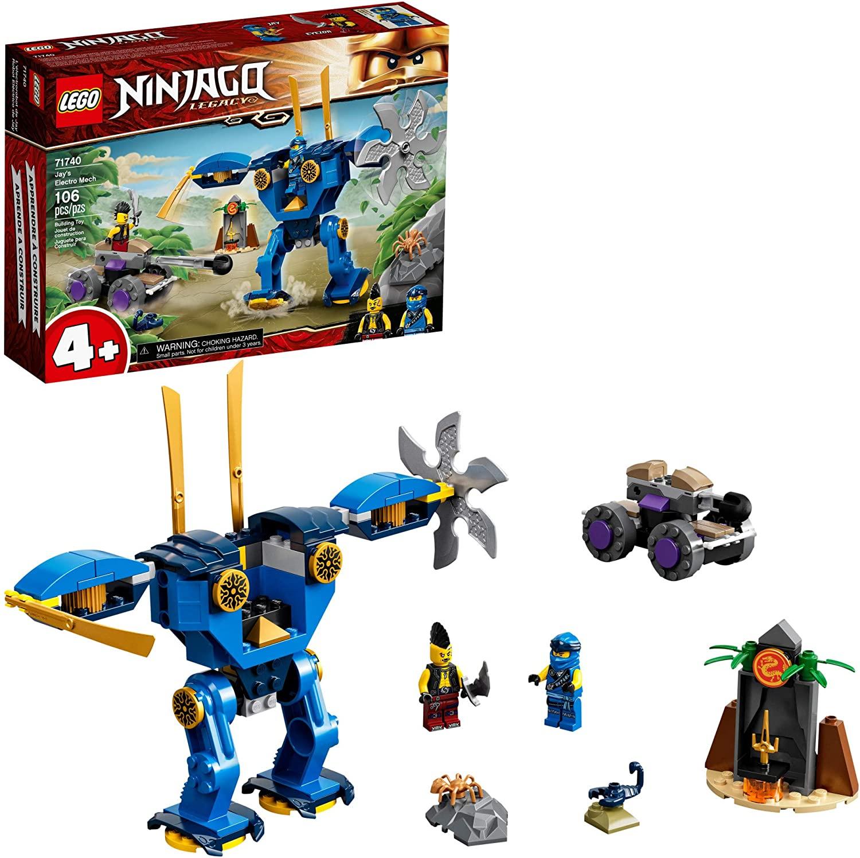 Lego Ninjago - Jay's Electro Mech