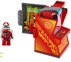 LEGO Ninjago - Kai Avatar - Pod de Arcade