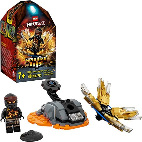 Lego Ninjago Rajada de Spinjitzu