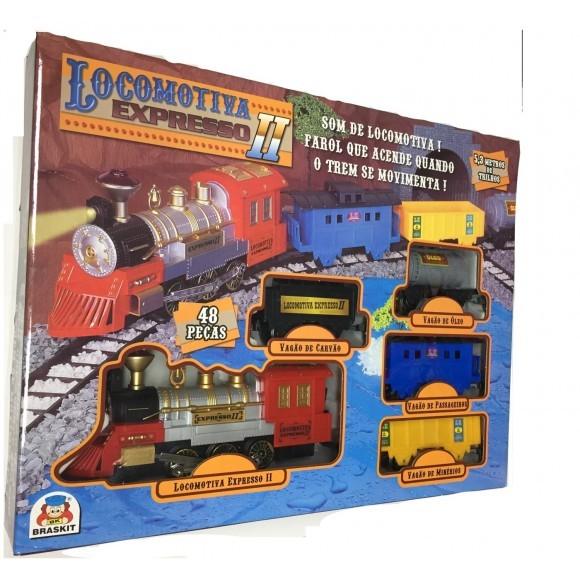 Locomotiva Expresso II
