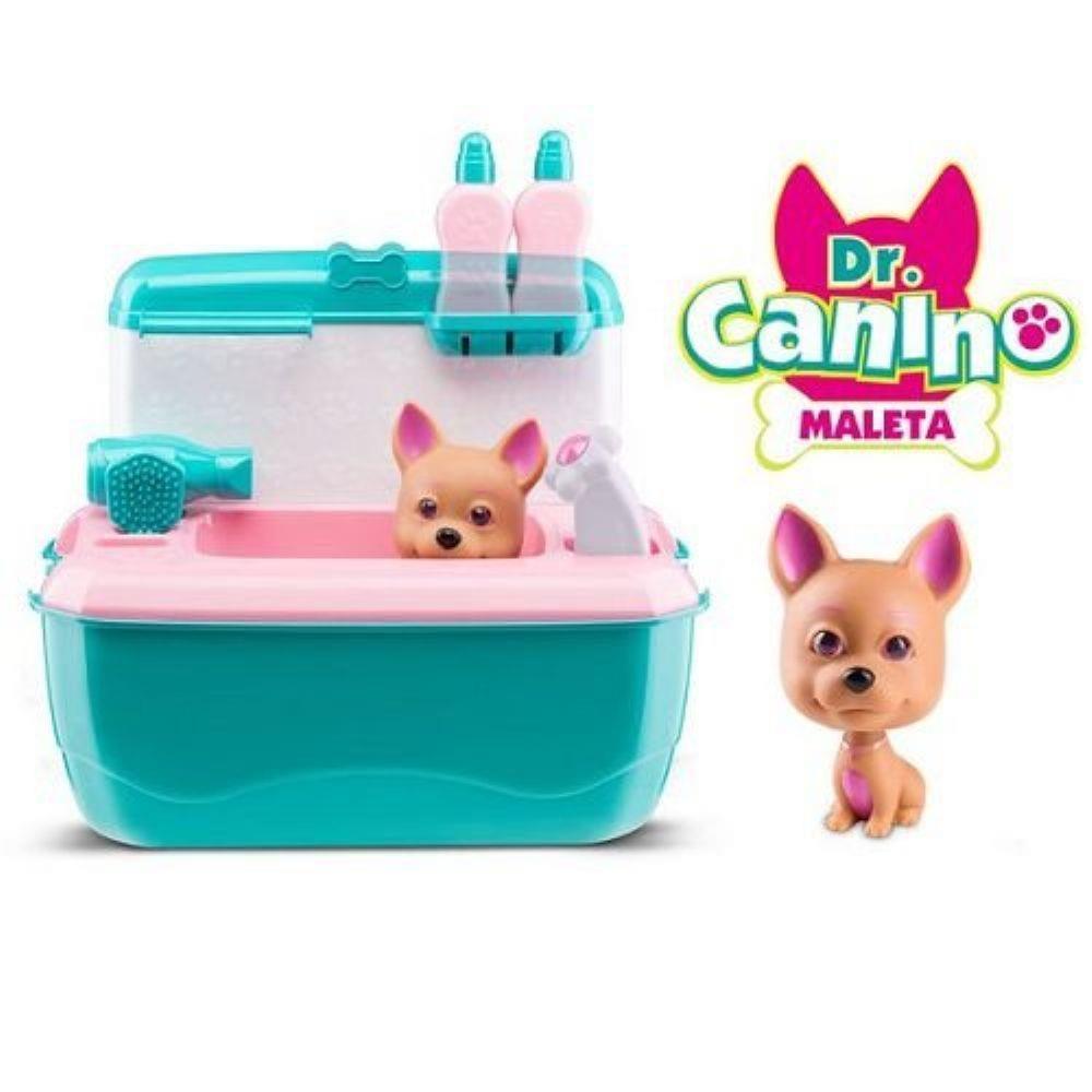 Maleta Doutor Canino Rosa