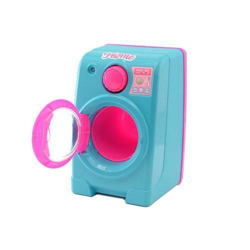 Máquina De Lavar-Com Luz E Som