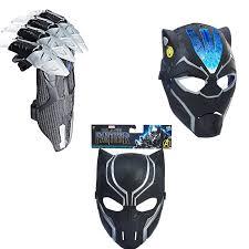 Máscara Luminosa Pantera Negra