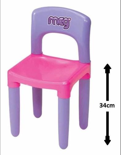 Mesa Meg Magic Toys Rosa/Lilás