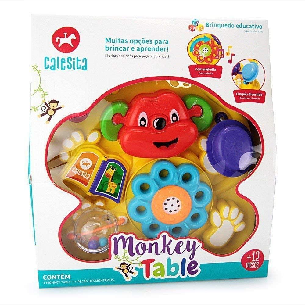 Mesinha de Atividades Monkey Table