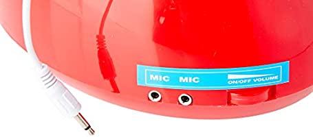 Microfone Com Pedastal Super Wings