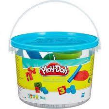 Mini Balde Play Doh