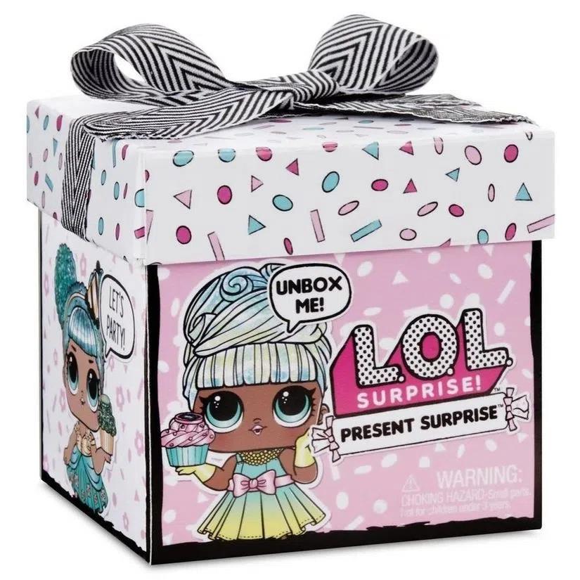 Mini Boneca - LOL Surprise  Presente Surpresa - Candide