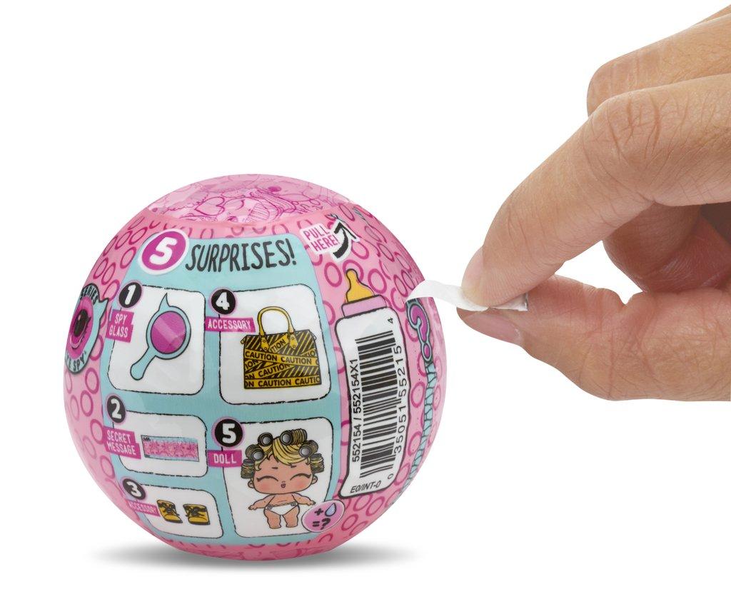Mini Boneca Surpresa - LOL