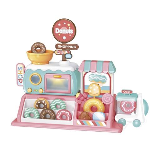 Mini Loja Donuts