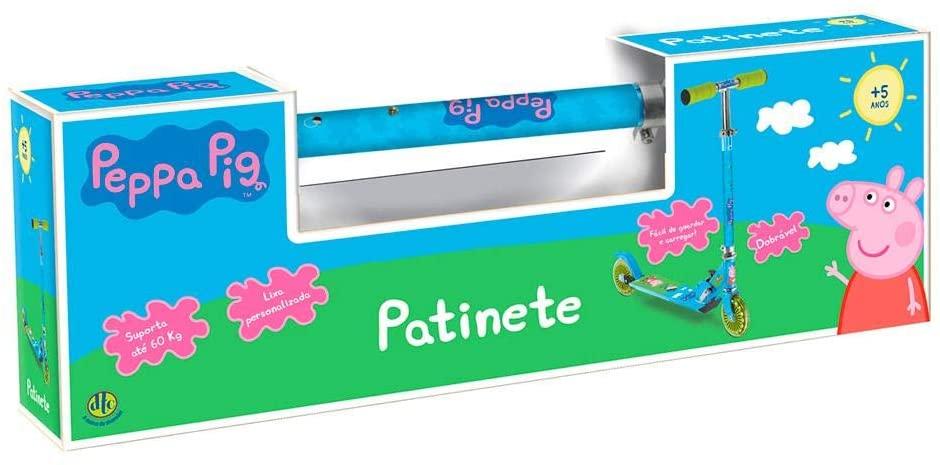 Patinete Peppa Pig