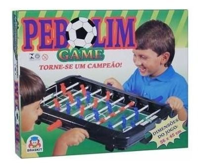 Pebolim Game Braskit