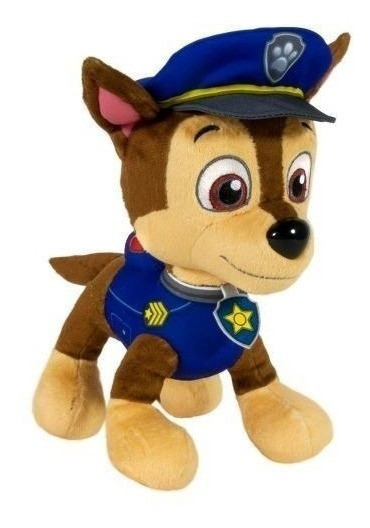 Pelúcia Patrulha Canina - Chase