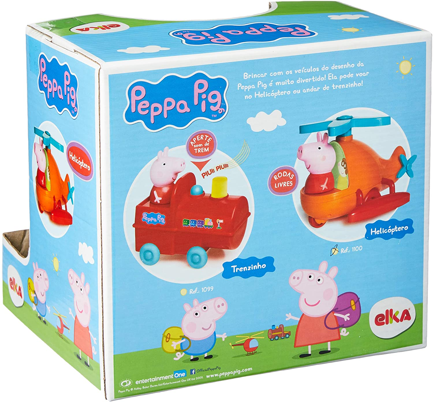 Peppa Pig Helicoptero