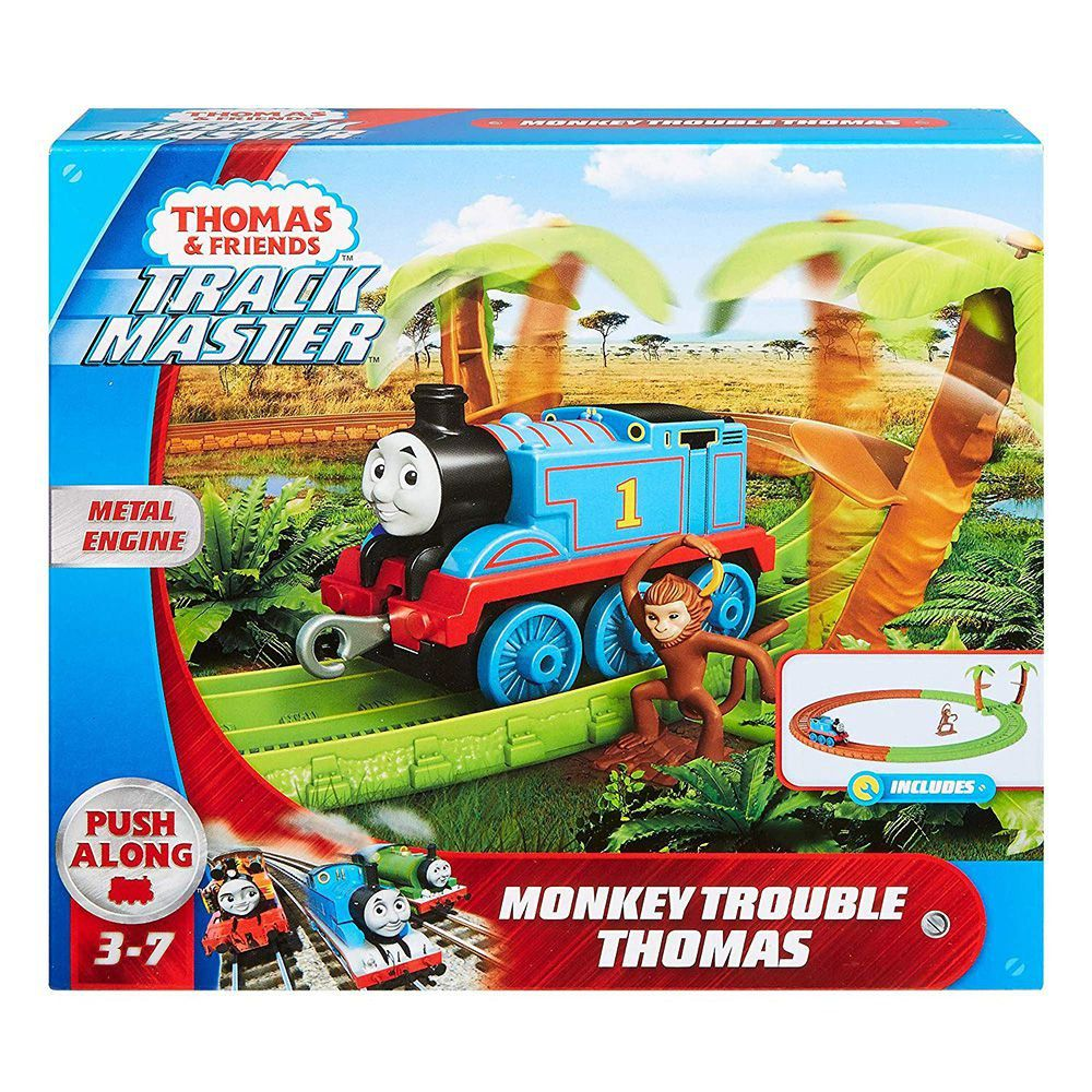 Pista Thomas e Seus Amigos na Africa