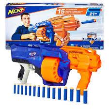 Pistola Nerf Elite Surgefire