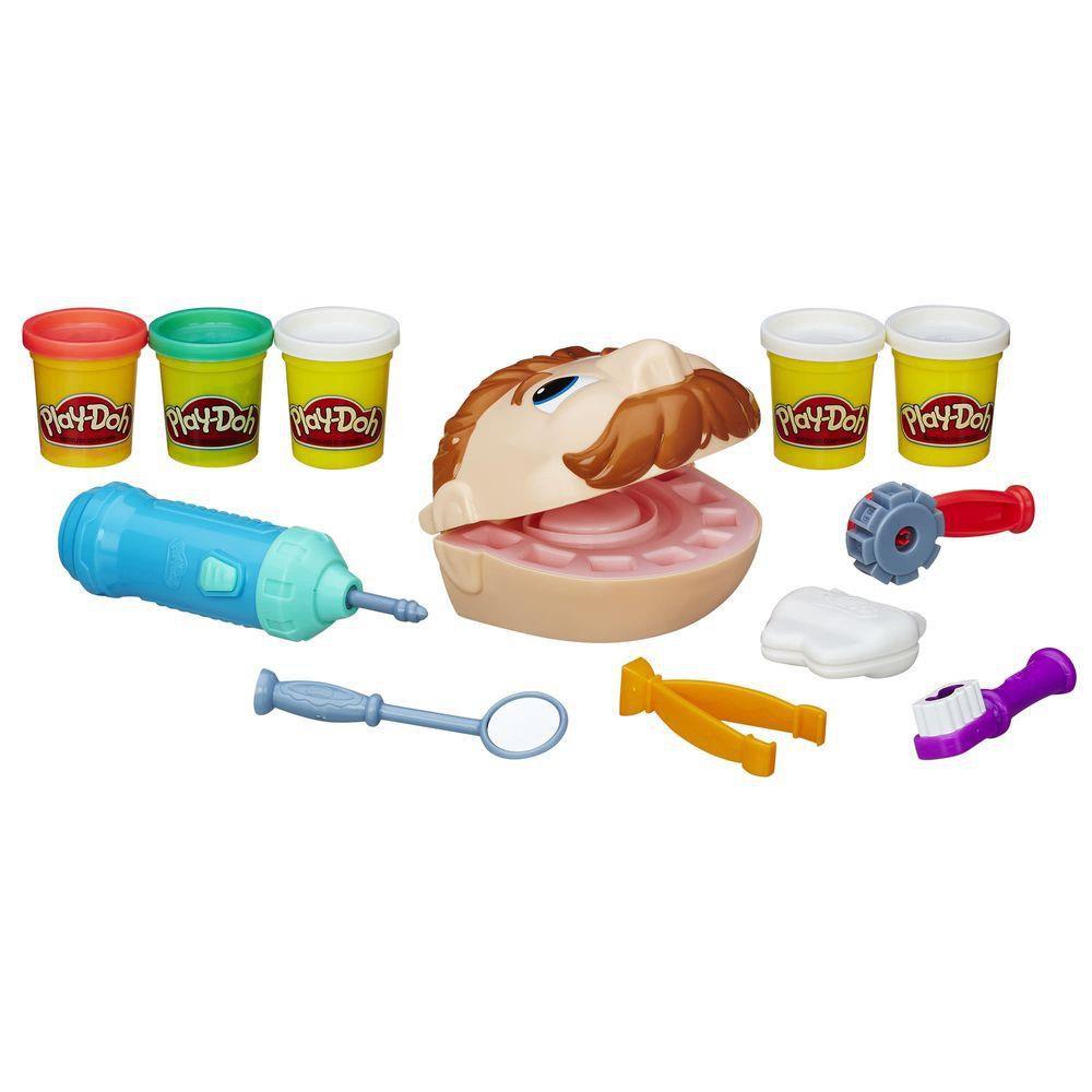 Play Doh Dentista