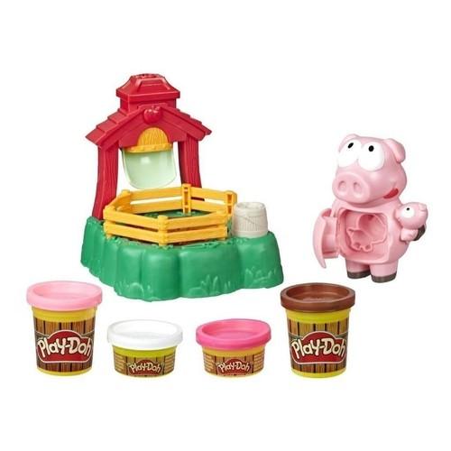 Play Doh Farm Porquinho Brincalhões