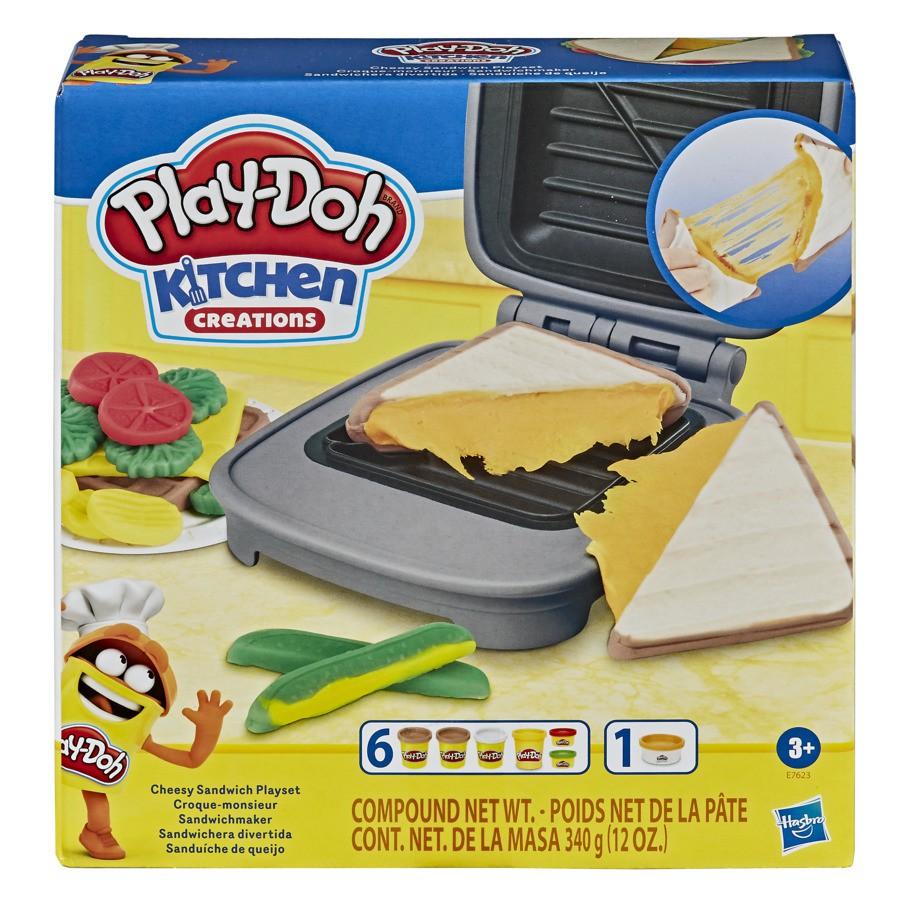 Play-Doh - Queijo Quente