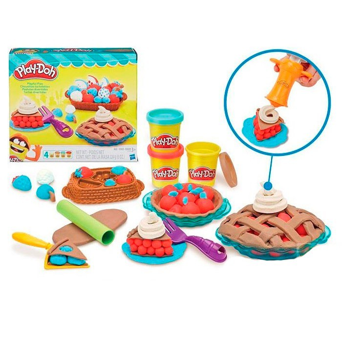 Play-Doh - Tortas Divertidas