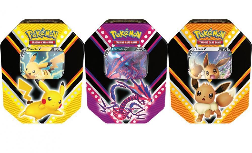 Pokémon Lata Poderes