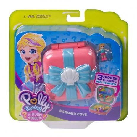 Polly Pocket Mini Esconderijo Secreto