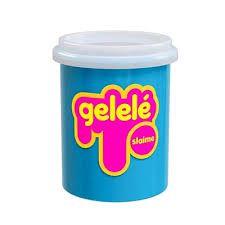 Pote de Slime - 152 Gr - Gelele - Cores Tradicionais