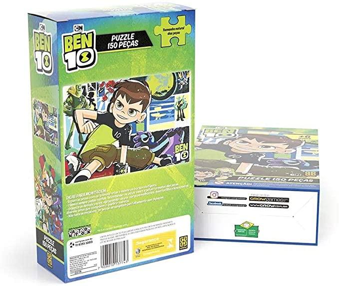 Puzzle 150 peças Ben 10